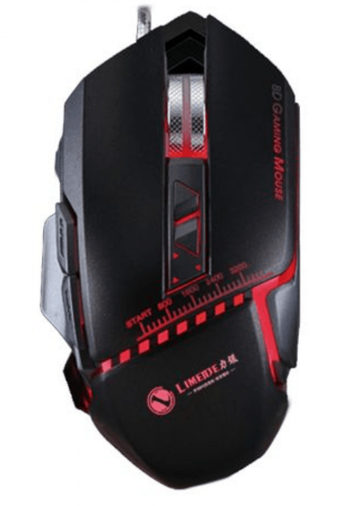 Zornwee Equipment Master Professional Gaming Mouse