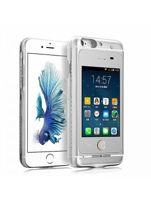 Android Dual SIM Smart phone in iPhone 6 /6s case -  giving an extra full dual SIM android smartphone 2 phones 3 numbers