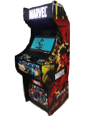 Bespoke Full Size Arcade Machine