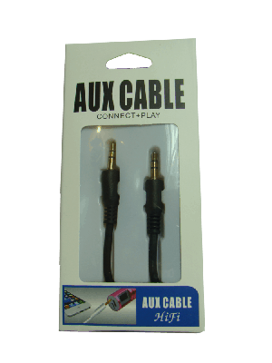 Aux Cable (boxed)