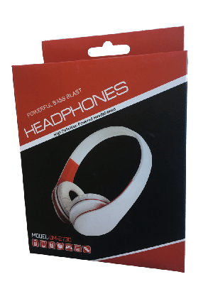 Stereo Headphones 4 colours detachable cable Ditmo DM-2730