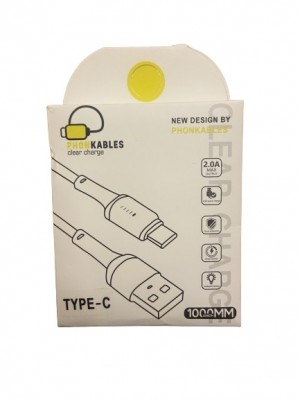 """Phonkables """"Type C"""" Cable"""