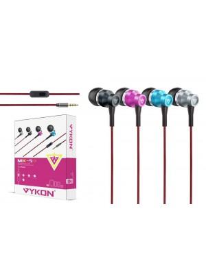 Titanium Earphone - Vykon MK5