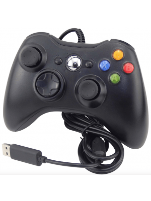 X Box 360 Wired Gaming Controller