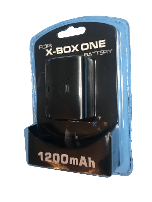 2400 mAh Rechargeable Battery Pack suitable for Xbox One™