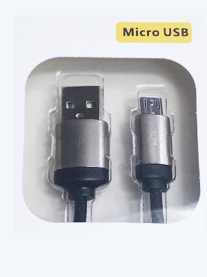 HiGrade Alloy Micro USB Cable 1.5 Mtr Triple Core 2amp Fast Cable