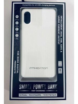 Universal Power Bank 10,000mAh - White