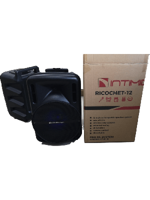 Intimidation Ricochet 12 350w inc Radio Microphone