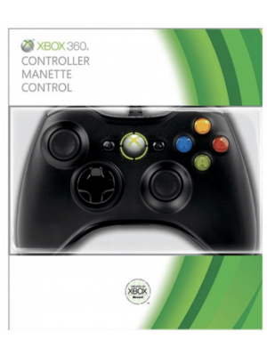 Wired Gaming Controller - Xbox 360 compatible